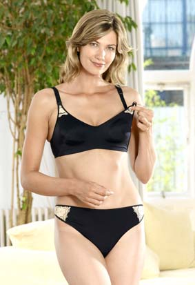 Style 413 Nursing Bra - Sale item! - Click Image to Close
